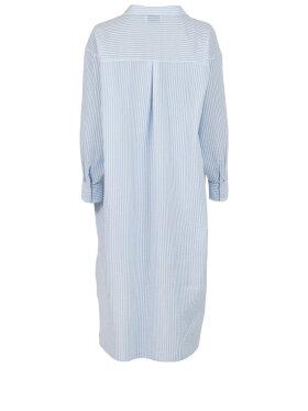 Neo Noir - Astana Stripe Shirtdress