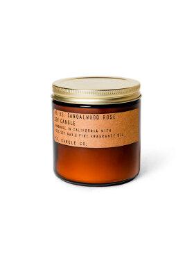 P.F. Candle Co. - NO. 32 Sandalwood Rose Soy Candle Large