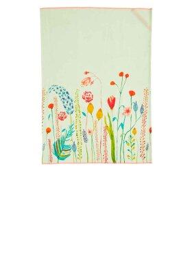 Rice - Cotton Tea Towel w/ Print
