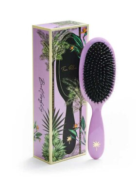 Fan Palm - Hair Brush Butterfly Medium
