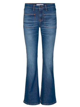 Co'Couture - Lullu Flare Jeans