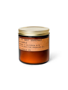 P.F. Candle Co. - NO. 10 Sweet Grapefruit Soy Candle Large
