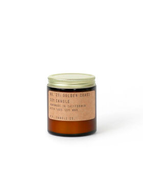P.F. Candle Co. - NO. 21 Golden Coast Soy Candle Small