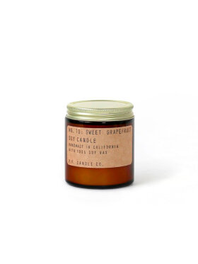 P.F. Candle Co. - NO. 10 Sweet Grapefruit Soy Candle Small