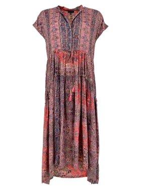Black Colour - Luna Mae SS Dress