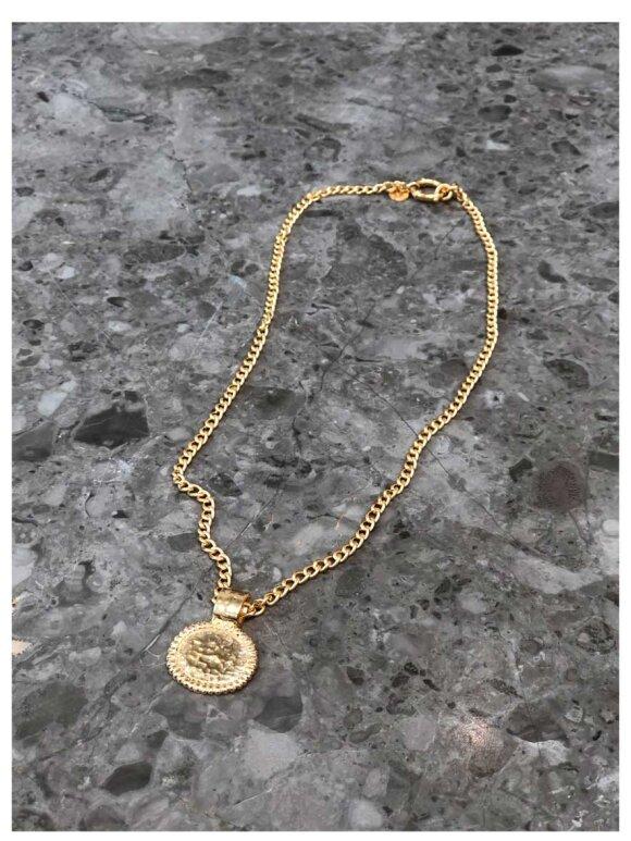 MIMI ET TOI - Lin Necklace