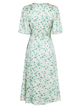 Neo Noir - Alvilda Star Flower Dress