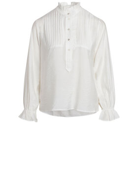 Co'Couture - Callum Pintuck Frill Shirt