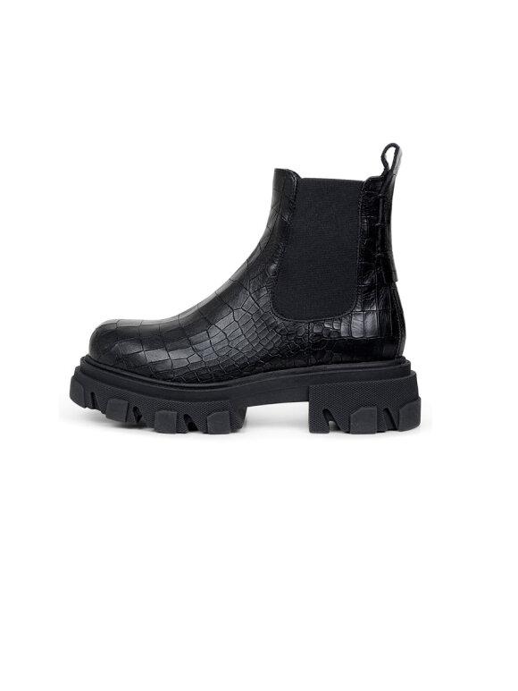 APair - Mega Chunky Elastic Short Boot