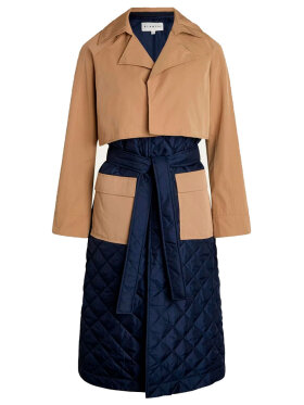 BLANCHE - Joy Trench Jacket