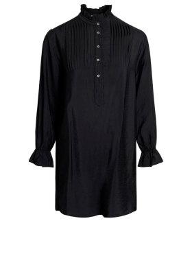 Co'Couture - Callum Pintuck Frill Dress