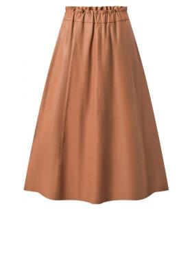 DEPECHE - Long Skirt