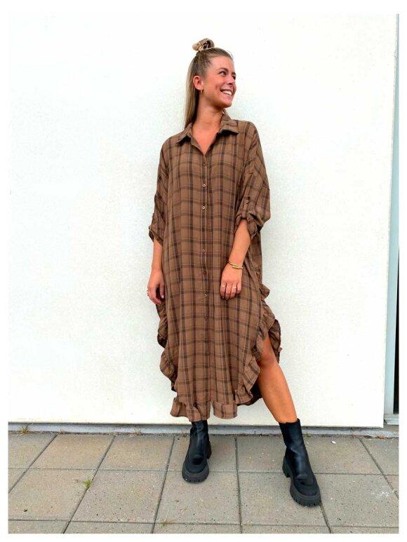MARTA - 32556BDX Dress