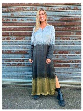 Rabens Saloner - Helma Long Kaftan Dress