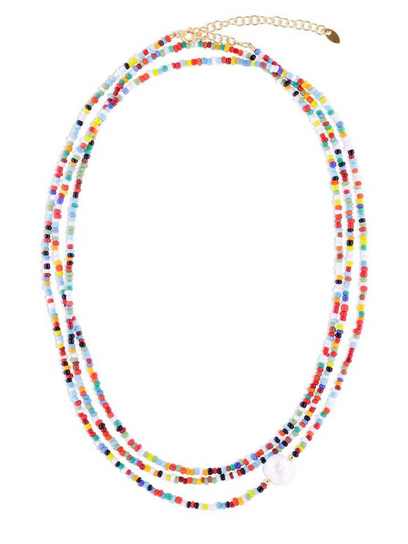 By Thiim - Abstract Necklace