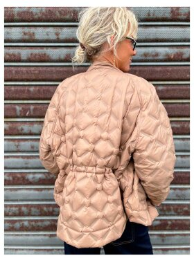 Mos Mosh - Khaite Quilted Down Jacket