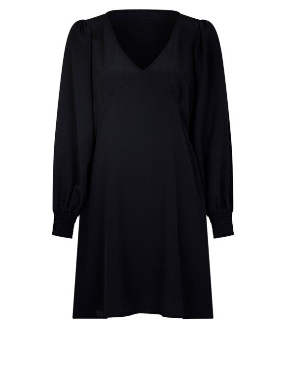 Neo Noir - Tez Mini Crepe Dress