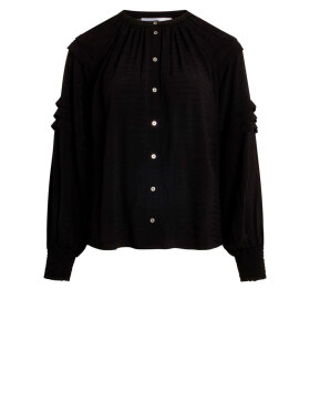 Co'Couture - Cora Pleat Shirt