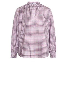 Co'Couture - Pauline Dobby Check Shirt
