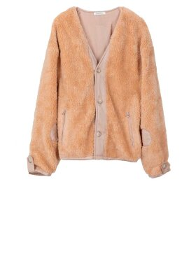 Ragdoll - Fur Bomber Jacket