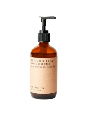 P.F. Candle Co. - No. 11 Amber & Moss Hand & Body Wash