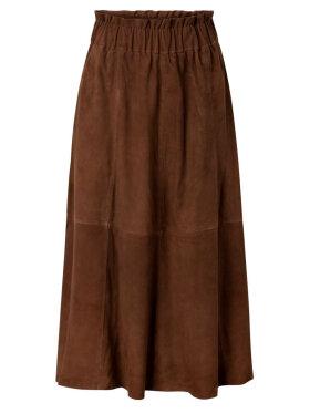 DEPECHE - 50512 Long Skirt