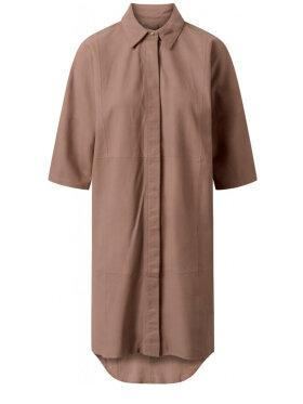 DEPECHE - 50292 Long Shirt Dress
