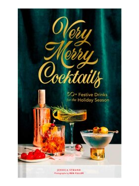New Mags - Very Merry Cocktails