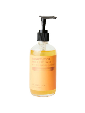 P.F. Candle Co. - Golden Hour Hand & Body Wash