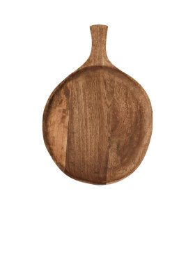 Madam Stoltz - Wooden Serving Dish